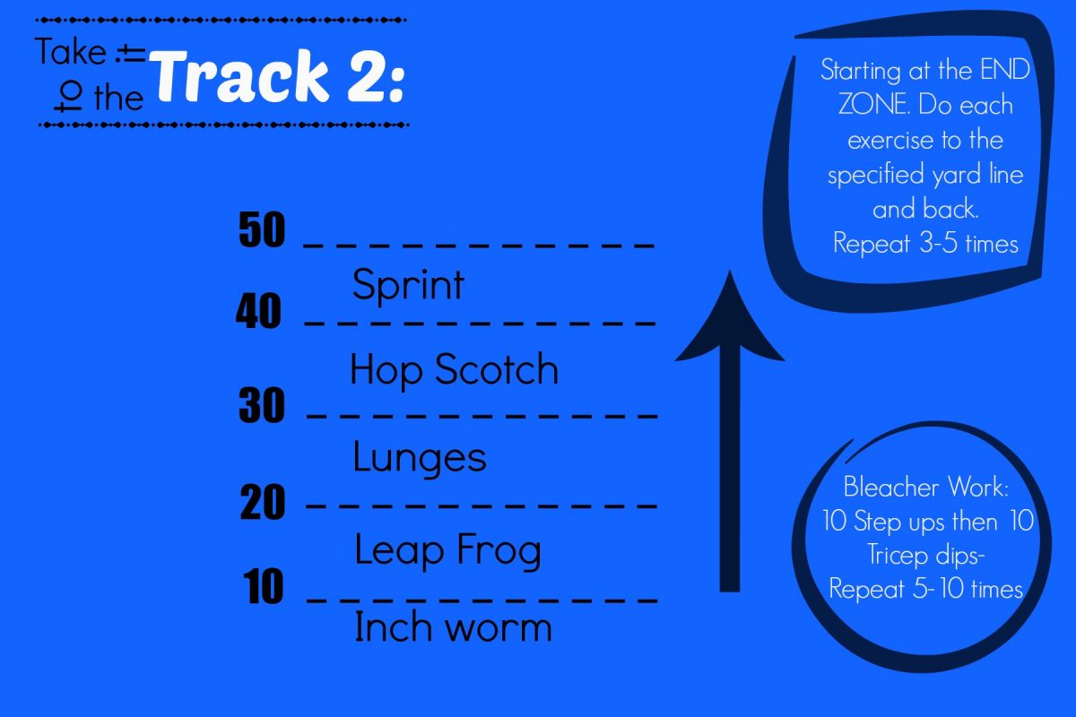 Take it to the Track Workout 2