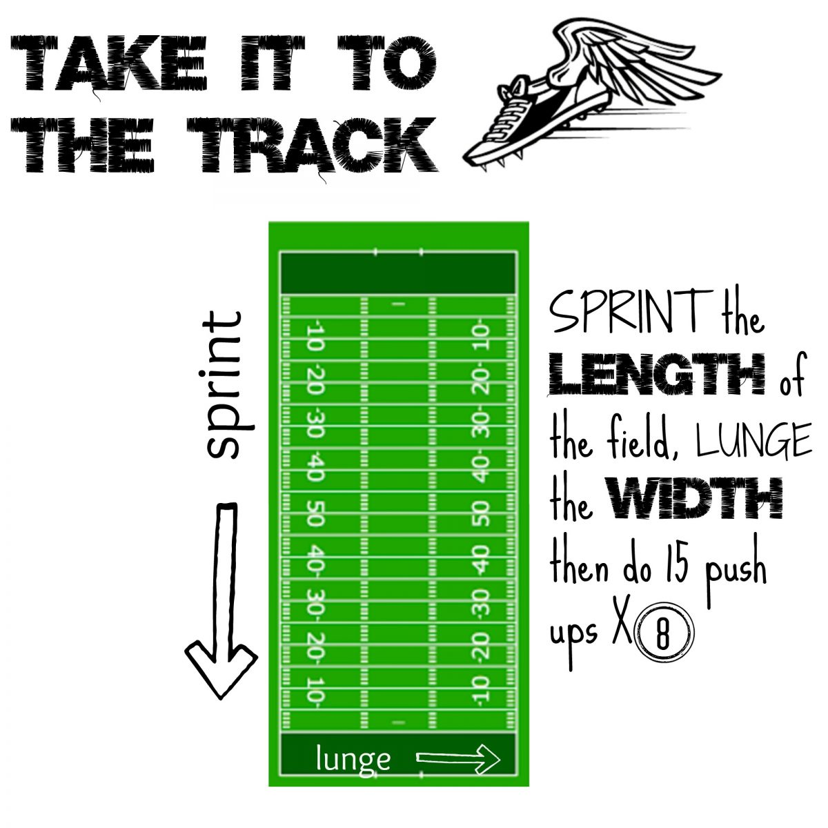 Take it to the Track 2
